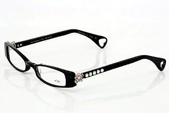 betsey johnson bj 048 01 reading eyeglasses pearl princess