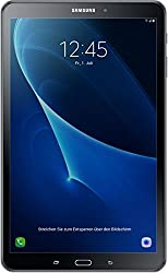 Samsung Galaxy Tab A T585N 25,54 cm (10,1 Zoll) LTE Tablet-PC (Octa-Core, 2GB RAM, 16GB eMMC, Android 6.0, neue Version) schwarz
