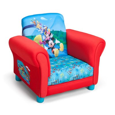 Delta Children's  Products Mickey Mouse Upholstered