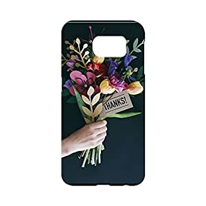 BLUEDIO Designer 3D Printed Back case cover for Samsung Galaxy S6 - G6193