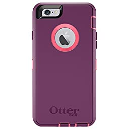 OtterBox Defender Series 4.7-Inch Case for iPhone 6, Crushed Damson (77-50209)