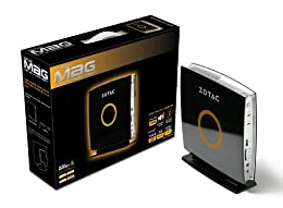 Zotac MAG Intel Atom N330 NVIDIA ION 2 GB DDR2 160 GB HD eSATA HDMI HD-ND01-U Mini PC - No OS