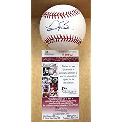 Trevor Bauer Arizona Diamondbacks Signed Autographed Official M.l.baseball W jsa -...
