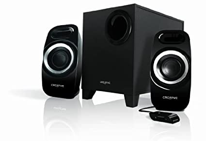 Creative Inspire T3300 2.1 Channel Multimedia Speakers