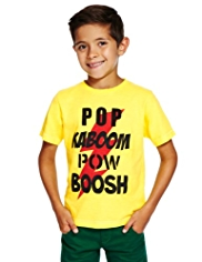 Pure Cotton Boosh T-Shirt