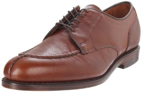 Allen Edmonds Men's Bradley Lace-Up,Chili,8 D US