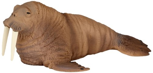 Papo Walrus Toy Figure - 1
