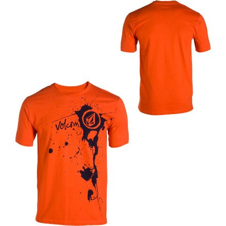 Volcom Spick N Splat Basic T-Shirt - Short-Sleeve - Men's