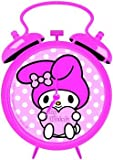My Melody Pink Dots Mini Alarm Clock