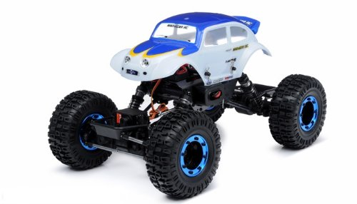 1/10 Mad Gear RC Cliff 2.4Ghz R/C Ready to Run RTR Rock Crawler (Blue)