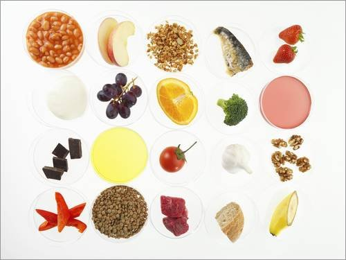 impresion-en-madera-70-x-50-cm-balanced-diet-conceptual-image-de-tek-image-science-photo-library