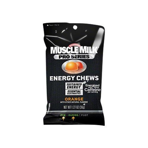 Cytosport Monster Milk Pro Series Energy Protein Power Shake, Chews Orange, 10 Count