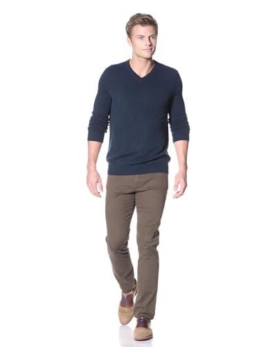 Vince Men's Long Sleeve V-Neck Sweater