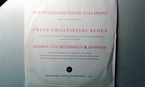ludwig-van-beethoven-9-sinfoniedas-heiligenstadtter-testamentfranz-grillparzers-redenbertelsmann-sch