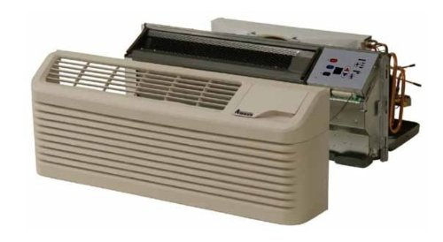 Amana DigiSmart PTH123EA35XXX 11,700 BTU Packaged Terminal Air Conditioner with 11,000 Heat Pump BTU R-410A Refrigerant, Electronic Touch Controls
