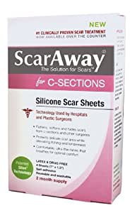 Buy scaraway c section scar treatment strips silicone for How to buy soft sheets
