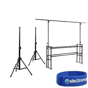 The Best  Ekho 6ft Mobile DJ Deck Stand