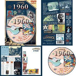 1960 DVD: Your Fabulous Year - Nostalgic 50th