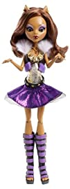 Monster High It's Alive Clawdeen Wolf…