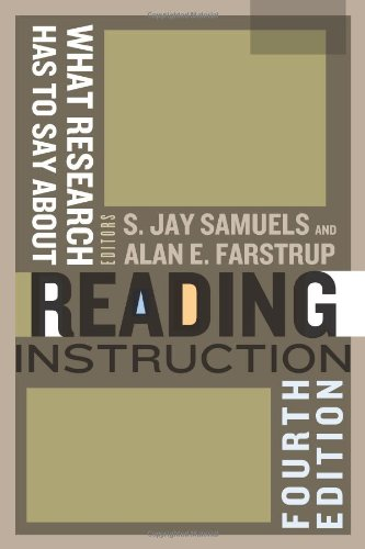 What Research Has to Say About Reading Instruction,...