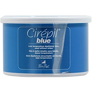 Cirepil Blue Wax, 14.1 Ounce Tin