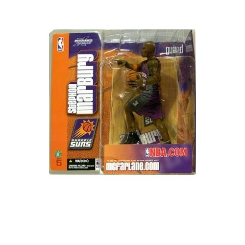 McFarlane Sportspicks: NBA Series 5 Stephon Marbury (Chase Variant) Action Figure - 1