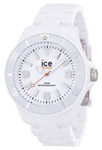 Ice-Watch Unisex Armbanduhr ice-Solid Big Weiss SD.WE.B.P.12