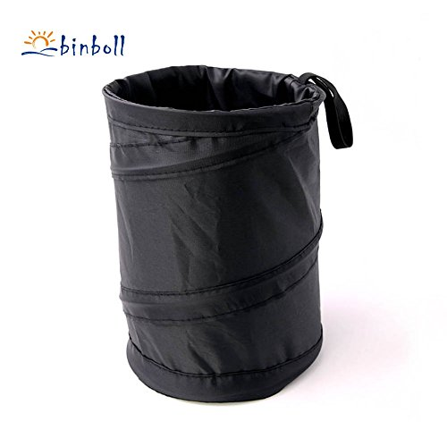 Binboll TRASH-BLA Go Gear Pop Up Trash Can(Black) (Trash Can Rolling compare prices)