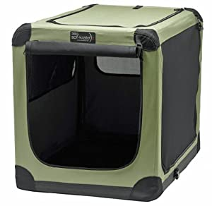 Noz2Noz 667 N2 Sof-Krate Indoor/Outdoor Pet Home, 36 inches for Pets up to 70lbs