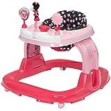 Disney Baby Ready, Set, Walk! 2.0 Developmental Walker, Minnie Mash Up (Color: Minnie Mash Up)