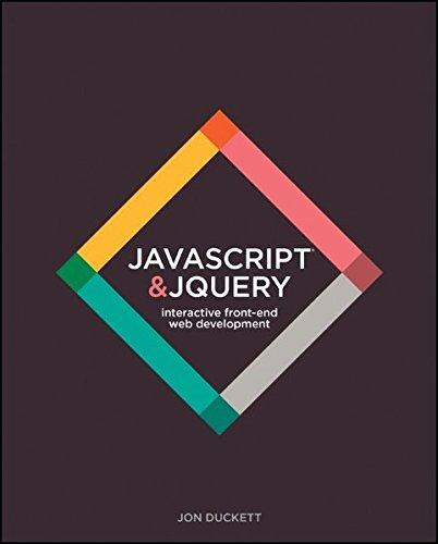 JavaScript & jQuery: Interactive Front-End Web Development Hardcover