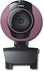 Logitech C250 Webcam Dusty Rose USB 2.0