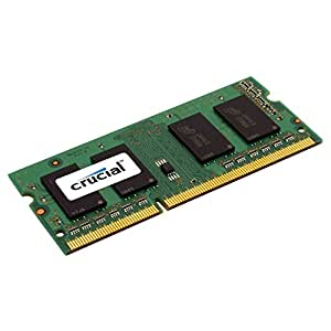 Crucial CL11 Mémoire RAM DDR3 4 Go PC3-12800 800 MHz