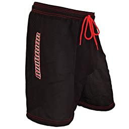 Warrior Loose Nutts-Adult (Medium, Black)