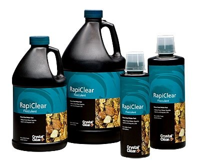 Winston Crystal Clear CC063-1G 1-Gallon Rapiclear Pond Flocculent picture