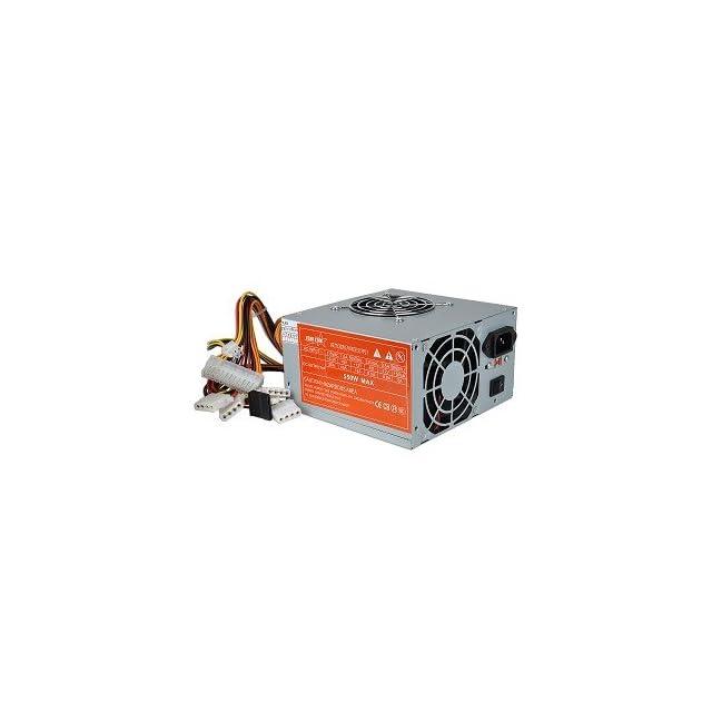 Echo Star 550W 20+4 pin Dual Fan ATX Power Supply w/SATA