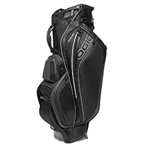 Ogio Mens Chamber Cart Bag With Silencer Technology by OGIO