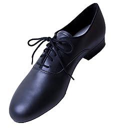 Men\'s Black Ballroom Shoes Danshuz (10.5M)