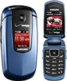 Samsung Smooth Verizon Wireless Prepaid Mobile Cell Camera Phone CDMA
