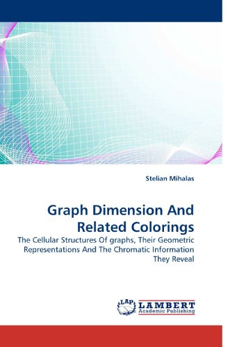 Graph Dimension And Related Colorings: The Cellular Structures Of graphs, Their Geometric Representations And The Chroma