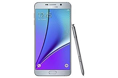 Samsung Note 5 DS (Silver Titanium, 32GB)