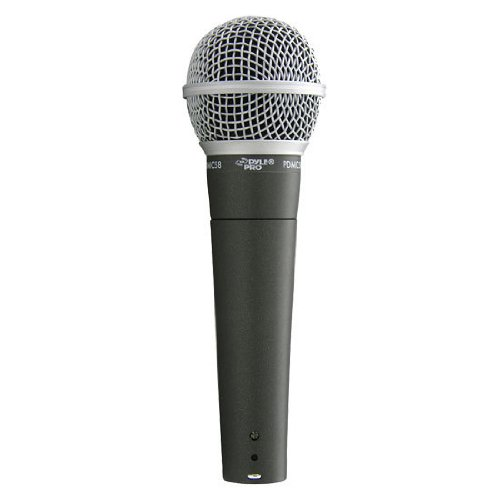 Pyle-Pro PDMIC58 Professional Moving Coil Dynamic Handheld Microphone
