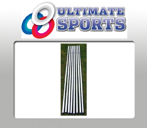 SET OF 4 FOOTBALL TRAINING CORNER POLES