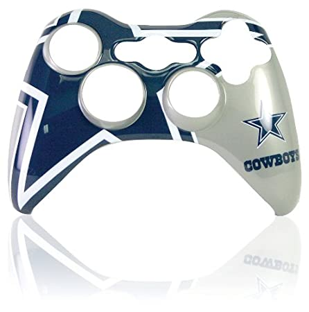 Xbox 360 Official NFL Dallas Cowboys Controller Faceplate