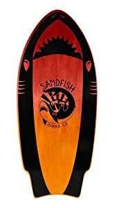 Sandfish Board Fish Skimboard by DB Skim and Skate