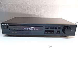 Sony ST-S211 FM Stereo Tuner