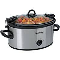Crock-pot 6-Qt Cook & Carry Slow Cooker