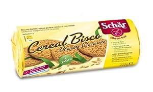 Schär Cereal Bisco - Cerealenkekse, 3er Pack (3 x 220 g)