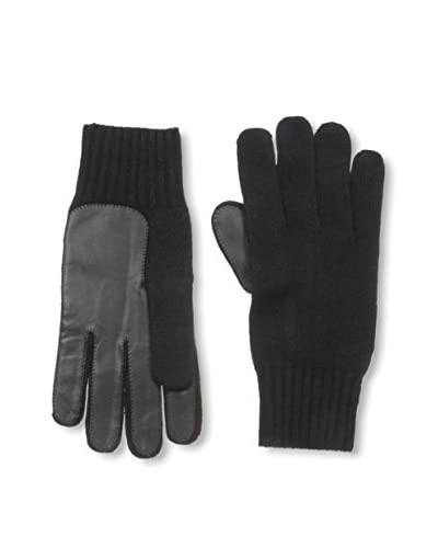 Portolano Men's Touch-Tech Gloves with Nappa Leather