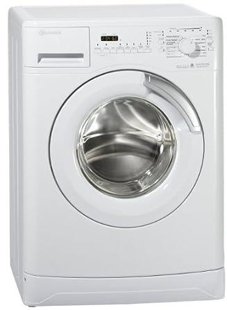 Bauknecht 858306703010 Lave linge 8 kg 1400 trs/min A+++ Blanc